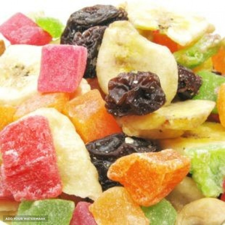 Mix Dried Fruit for export