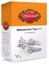 Exporting Breakfast Tea