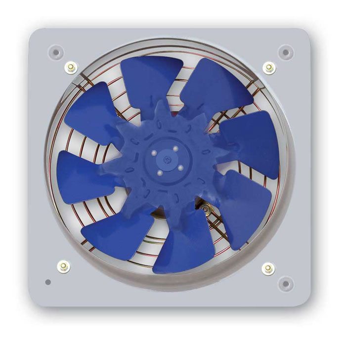 Damandeh Co. is manufacturer of electro motors ventilators & ventilating fans for cooling and heati