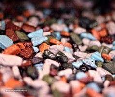 شکلات سنگی صادراتی امیرحسین