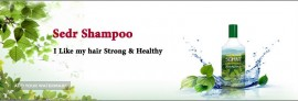 Sehat Cedr Shampoo For Export