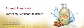 Sehat Almond Hand Washing Liquid For Export