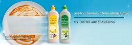 Sehat Dish Washing Liquid (Banana & Apple fragrance)