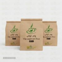 چای سبز ایرانی ممتاز سرچین بهاره درجه یک ویژه صادرات