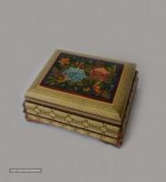 جعبه جواهری خاتم صادراتی