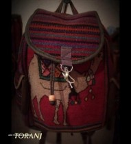 Kilim Rug Backpack