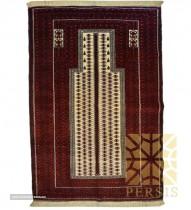 Quality Balochi prayer rug