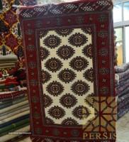 Turkmen rug ( Ghabi design)