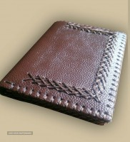 learher wallet for men for export
