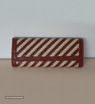 leather purse for export