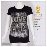 تاپ تیشرت LOVE END ویژه صادرات