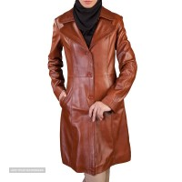Iranian Women's leather jacket