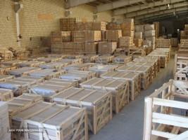 صادرات سنگ ساختمانی به عراق