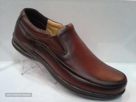 صادرات کفش مردانه چرمی به عراق