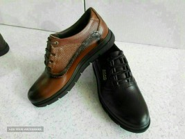 صادرات کفش چرمی مردانه به روسیه