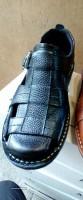 صادرات  به ترکیه  کفش مردانه چرمی تابستانه