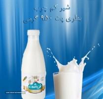 صادرات شیر پاستوریزه به افغانستان