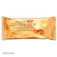 صادرات بستنی چوبی اسپیتامن بادام زمینی رگه کارامل