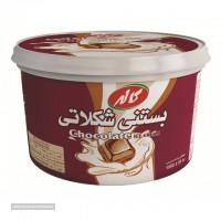 صادرات بستنی شکلاتی یک لیتری به عراق