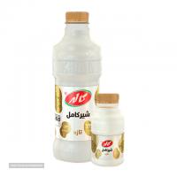 صادرات شیر بطری کامل پرچرب
