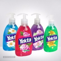 مایع دستشویی یکتا ویژه صادرات