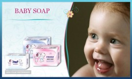 BABY SOAP FOR EXPORT