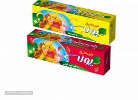 خمیردندان کودک صادراتی پونه 50 گرمی