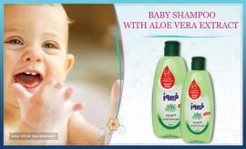 BABY SHAMPOO WITH ALOE VERA