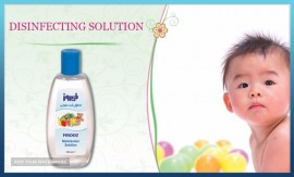 DISINFECTING SOLUTION FOR EXPORT