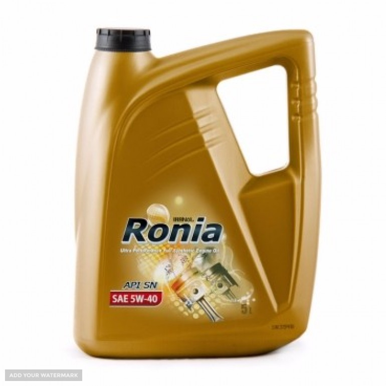 IRANOL Ronia Ultra performance multi grade engine oil wholesale for export